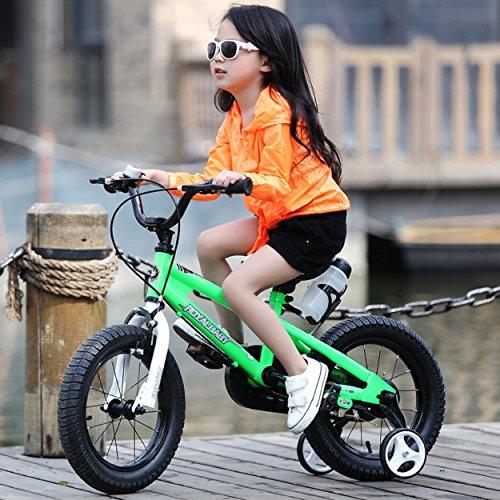 55d55402939 royalbaby bmx freestyle kid's bike Royalbaby Freestyle Kid's Bike, 12 inch  with Training Wheels,